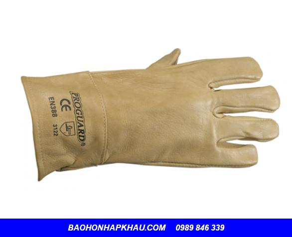 nơi bán Găng tay da bảo hộ Malaysia PROGUARD PG119YLW